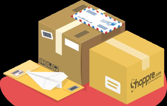 Amazon India to USA Shipping   Shop with ShoppRe Address   ShoppRe