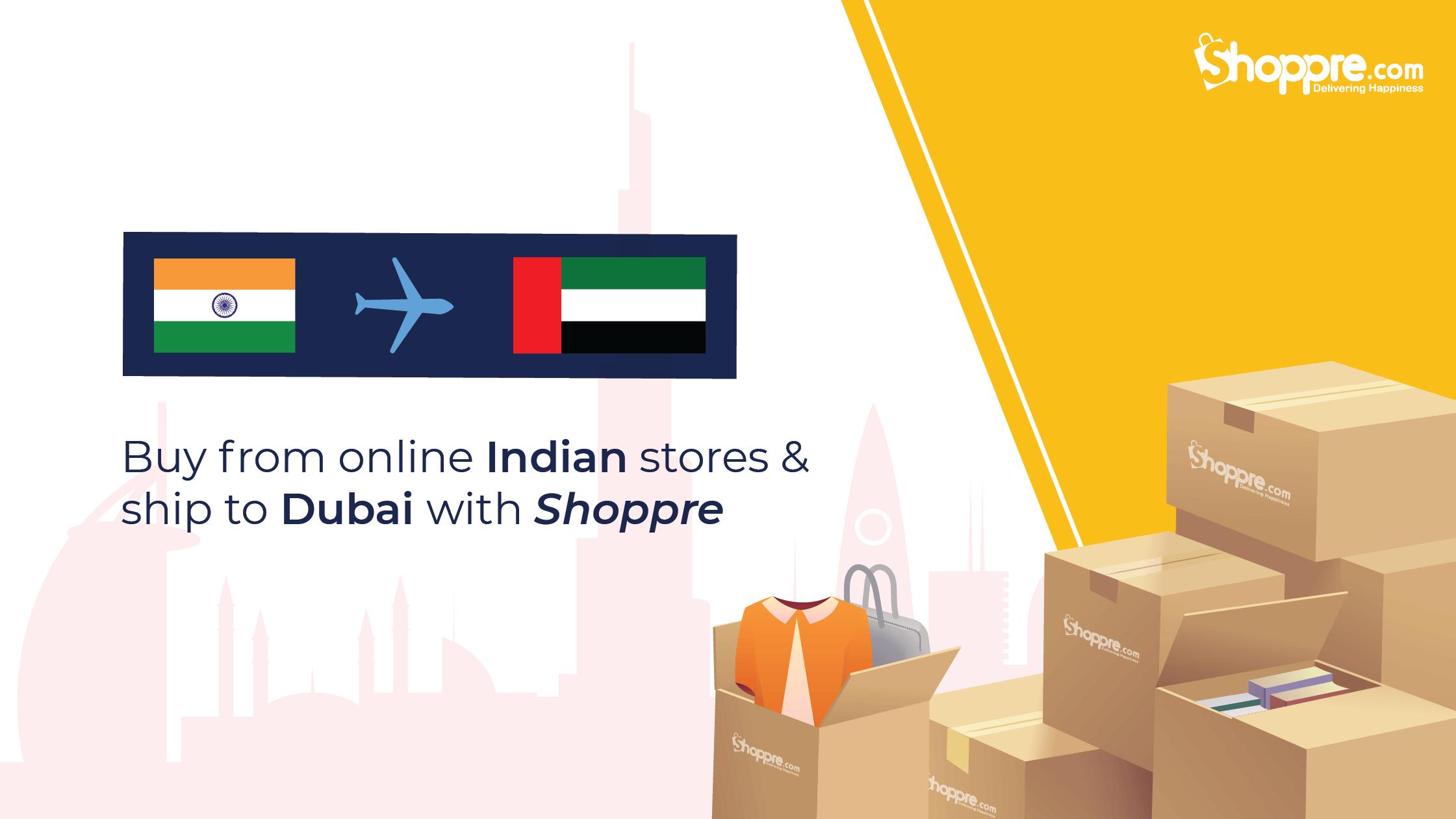 Online Shopping Site Dubai India