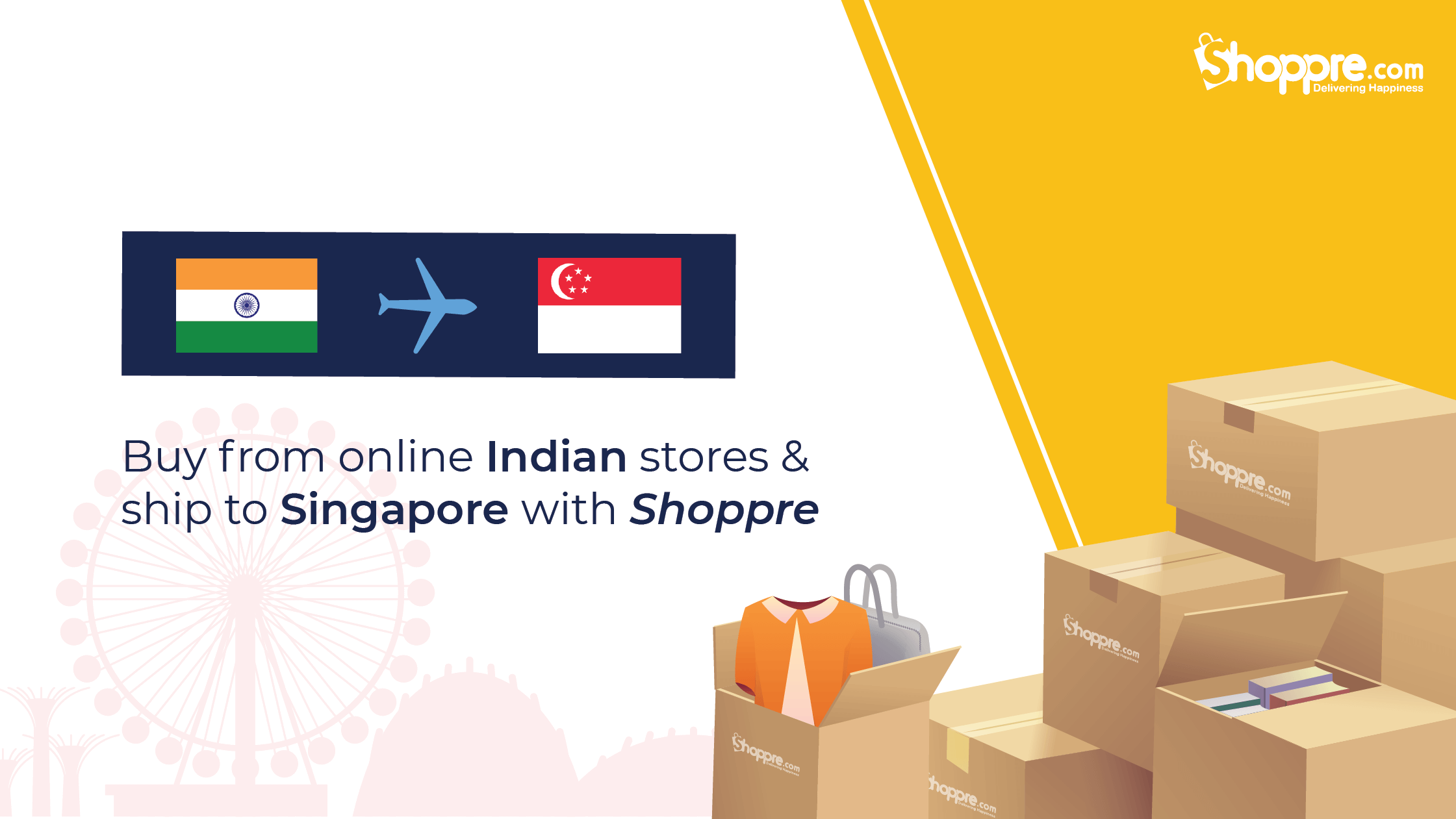Online Shopping Site Singapore India