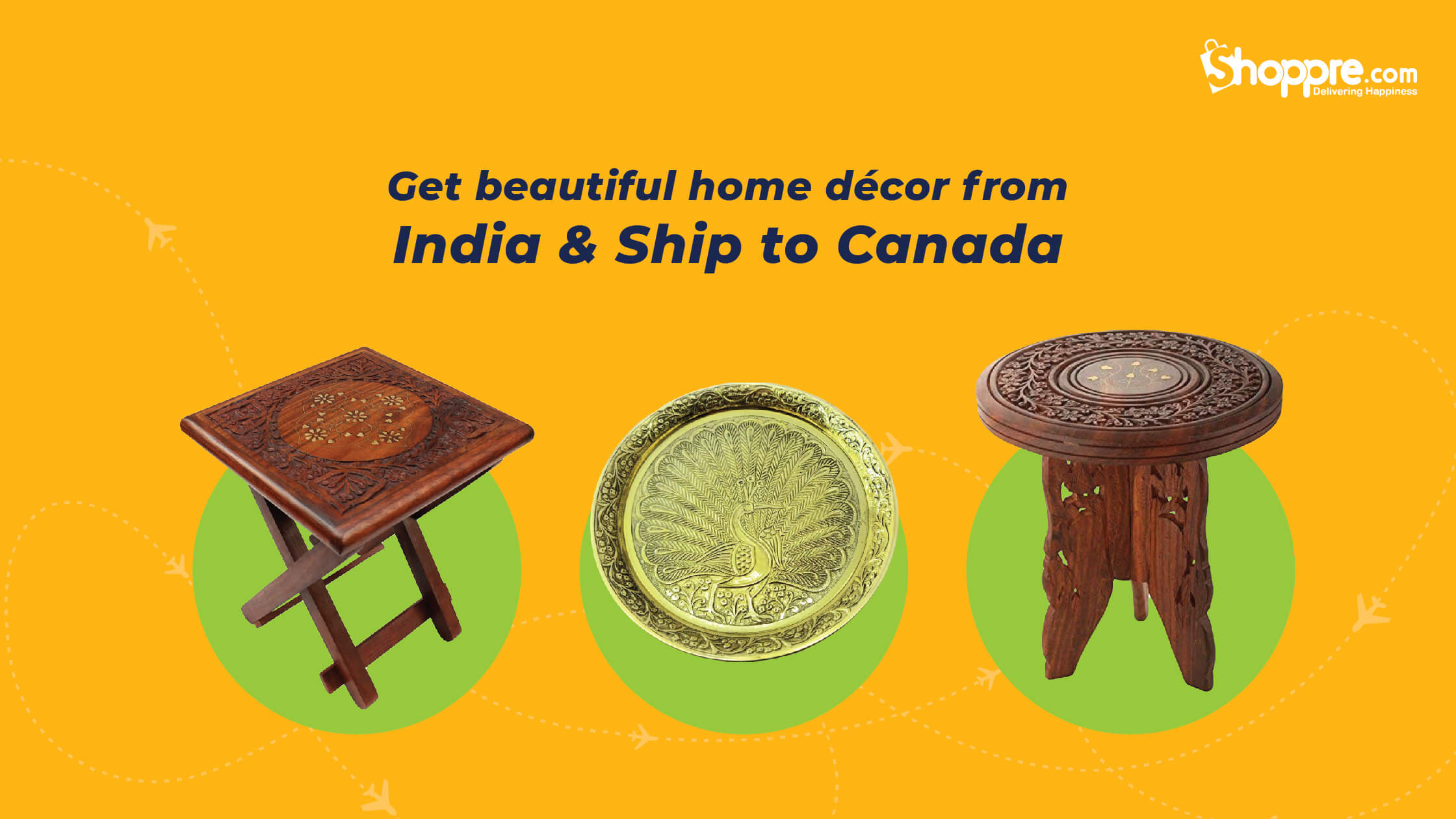 Make your home look different with fascinating home décor from India